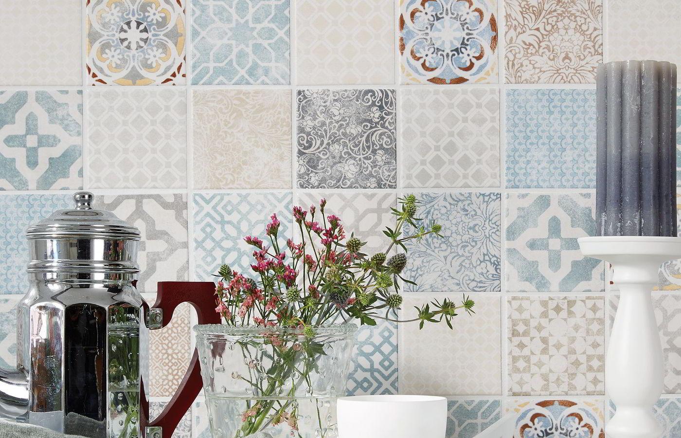 PATTERN - Jasba Fliesen & Mosaike